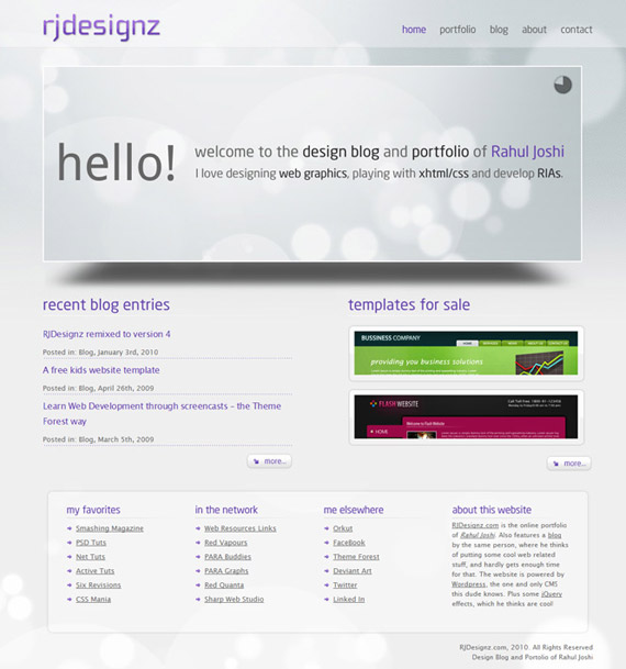 Rjdesign-web-design-interface-inspiration-deviantart