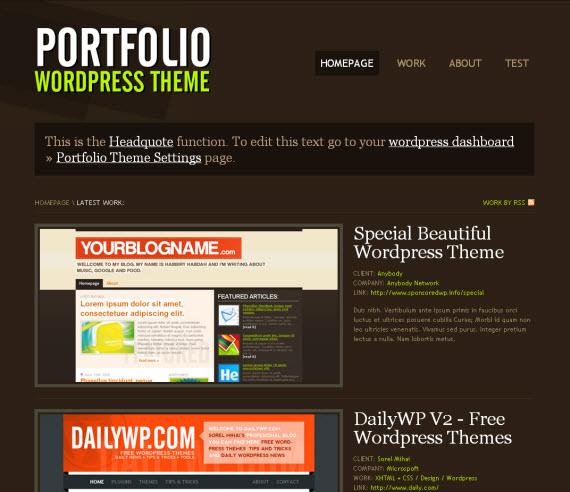 Portfolio1-free-portfolio-wordpress-themes