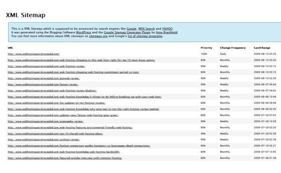 google-sitemap-generator-admin-plugins-for-wordpress ওয়ার্ডপেস এডমিনের জন্য ৩০টি শক্তিশালি প্লাগইন্স