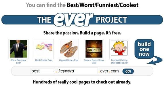 45 Tempat Website Gratis