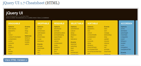 Jquery-cheatsheets-docs-design-news-feature