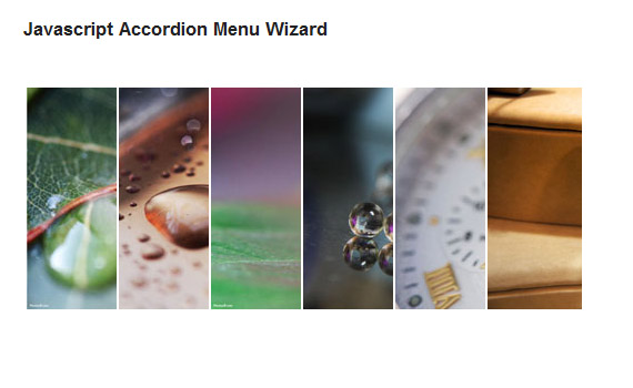 Javascript-menu-wizard-jquery-accordion-menus-resources-tutorials-examples
