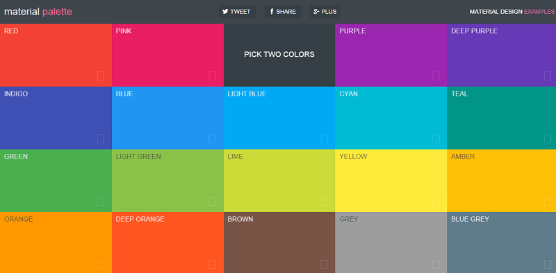 Good Color Combinations In Web Design And Its Meaning