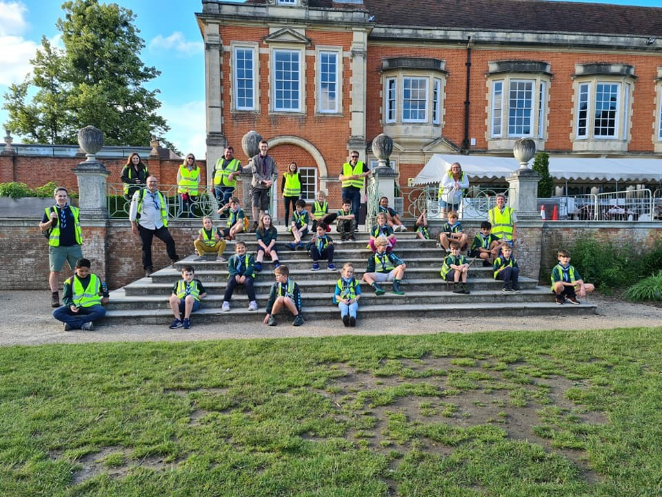Read more about the article Hawks go Orienteering at South Hill Park