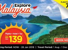 AirAsia-explore-malaysia-domestic-flights-hotel-promotion-jan-2018