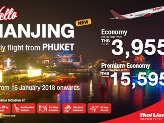 thai-lion-air-Phuket-Nanjing-promotion-2018