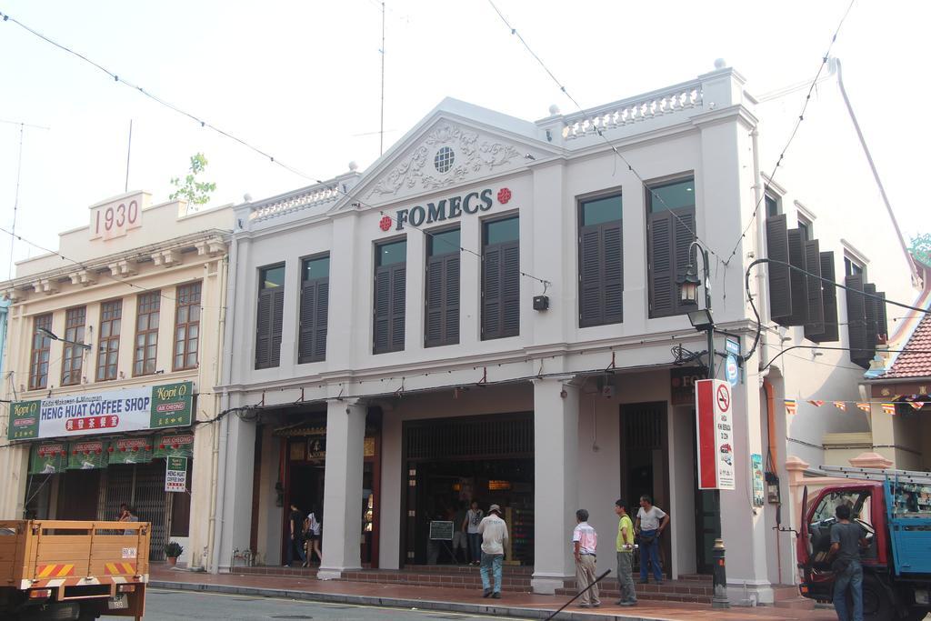 Fomecs Boutique Hotel Melaka