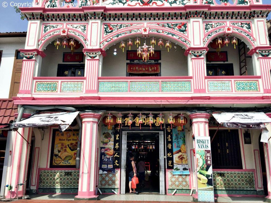 Jonker Street Malacca society