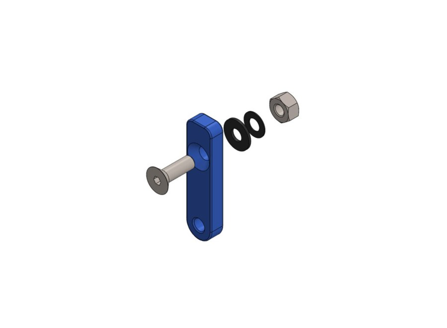 Blue Lever