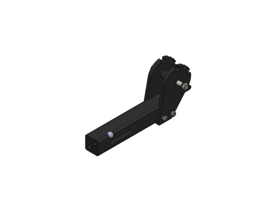 """2"""" Hitch Bar with Side Plate, Equip-D"""