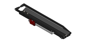 Passenger Side Tray Assembly, Equip-D