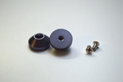 DIY JD40 2-Plate Carbon Fiber Black V2 Kit-1739