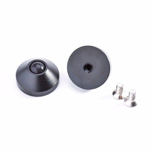 DIY LJD61UP Universal 2-Plate Stainless Steel Keyboard Kit-2469