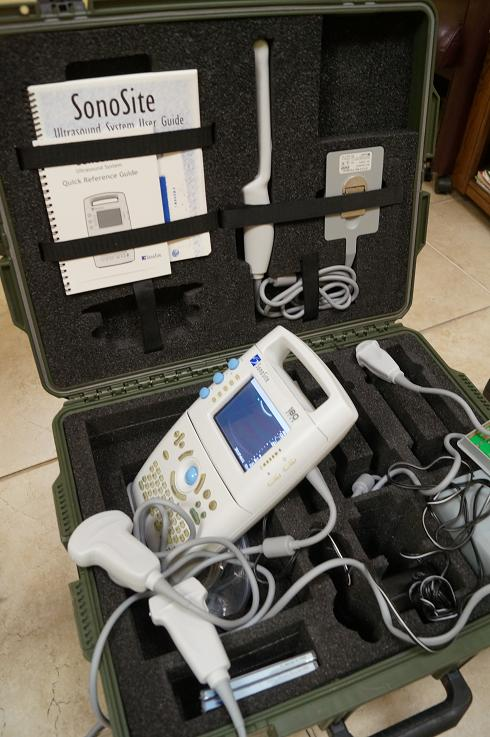 Sonosite 180 Plus Portable Ultrasounds for Sale  Used