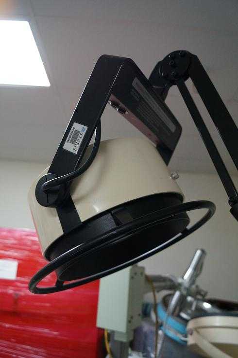 Mobile Surgical Procedure Light For Sale Amsco Examiner 10