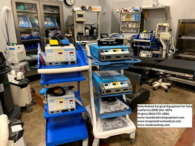 Valley Lab Force FX ESU surgical equipment