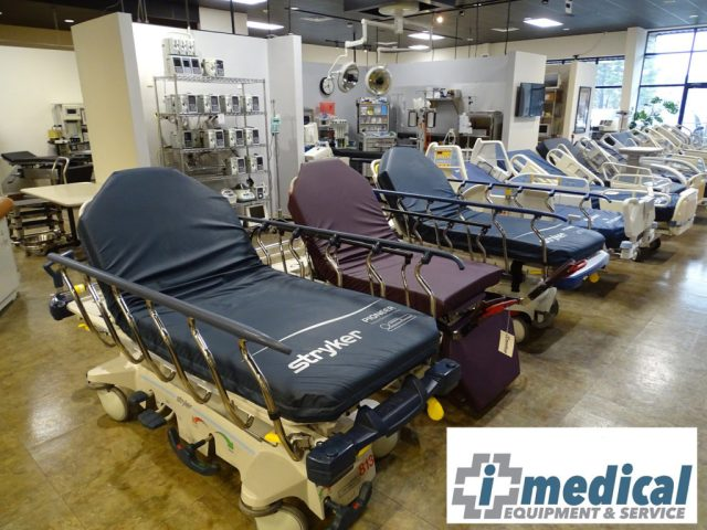 iMedical stretchers hospital beds medical equipment