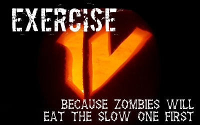 Happy Halloween! Now time to smash that workout