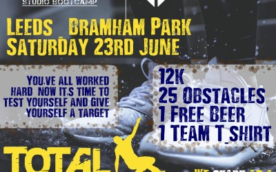 Total Warrior – 23rd June 2018