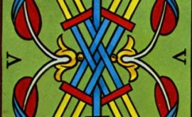 Le Cinq des Bâtons