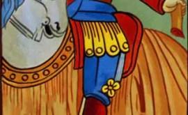 Le Cavalier des Bâtons