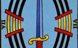 Le Sept des Epées