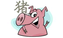 Astrologie et zodiaque chinois : le signe du Cochon