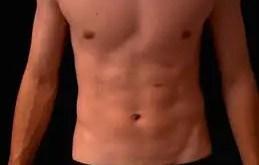 Rêver de l'abdomen