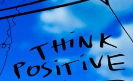 Le positivisme, une attitude gagnante !
