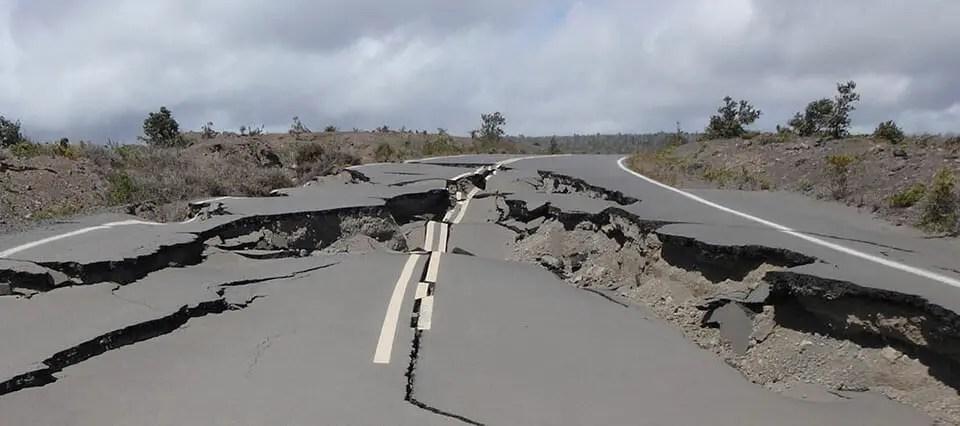 Rêver d'un tremblement de terre