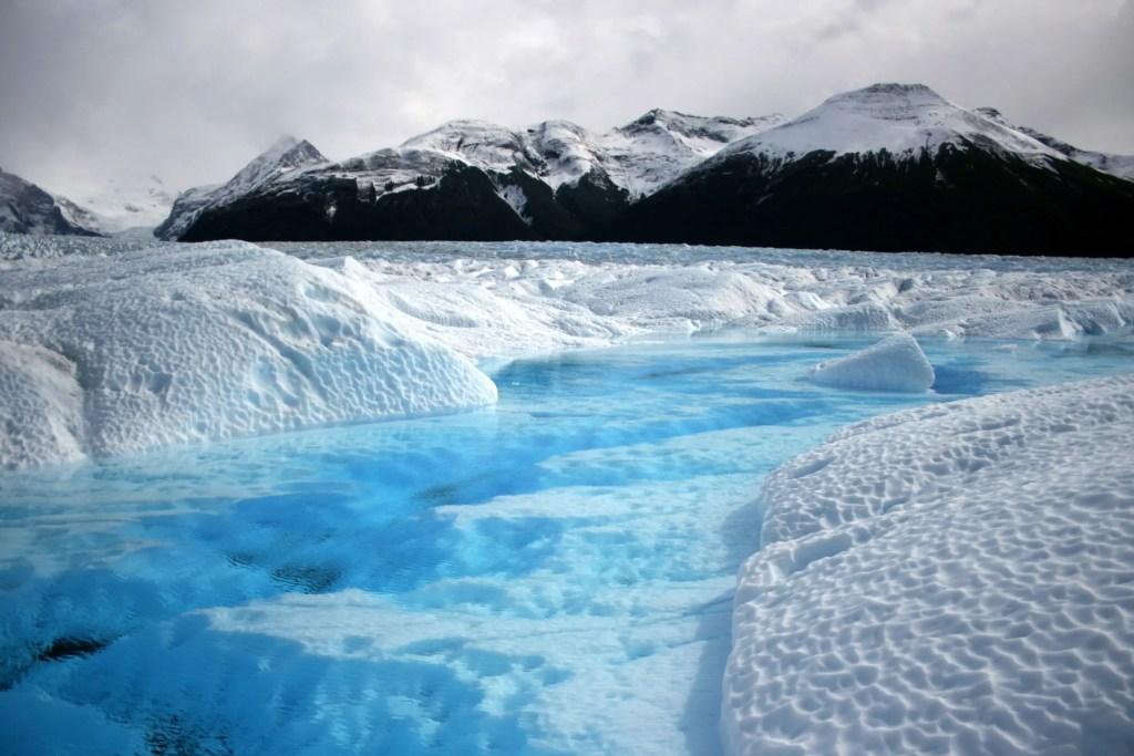 Rêver de la glace