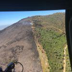 Incendio Monti Pisani, danni e spese per oltre 15 milioni. Interventi per contenere rischi idrogeologici