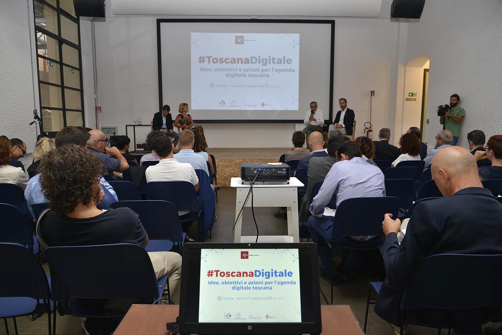 Rinviato l'incontro ad Arezzo di #ToscanaDigitale