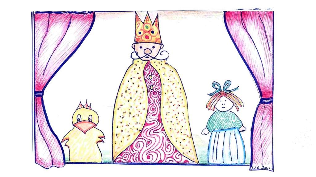 """""""Fanny e il Re"""": a San Giovanni arrivo lo spettacolo di burattini per bambini"""