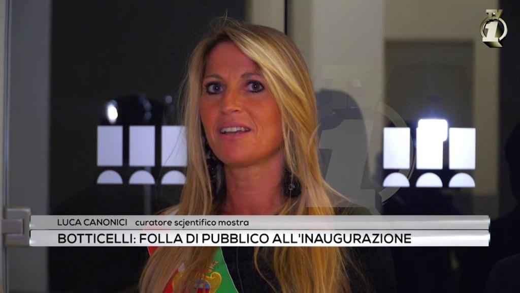 Inaugurata la Mostra Botticelli, Della Robbia, Cigoli. Visitabile fino al 28 aprile 2019