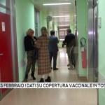 Entro il 15 Febbraio i dati su copertura vaccinale in Toscana