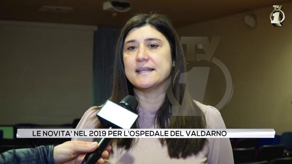 Le novità per il 2019 dell'ospedale del Valdarno