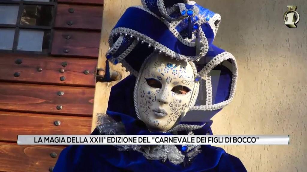 La magia della XXIII° edizione del Carnevale dei Figli di Bocco