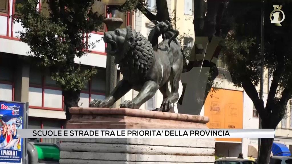 26266a155d Provincia di Arezzo: approvato il bilancio di previsione 2019-2021