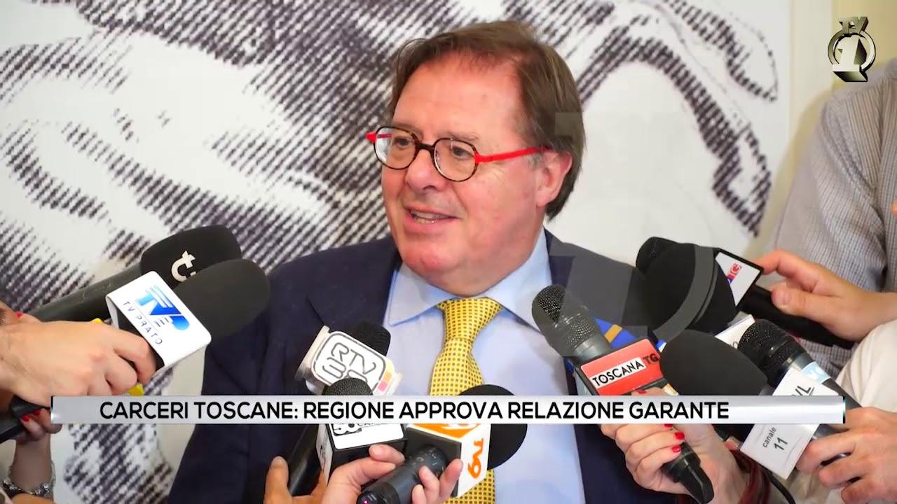 Carceri toscane: Regione approva relazione Garante