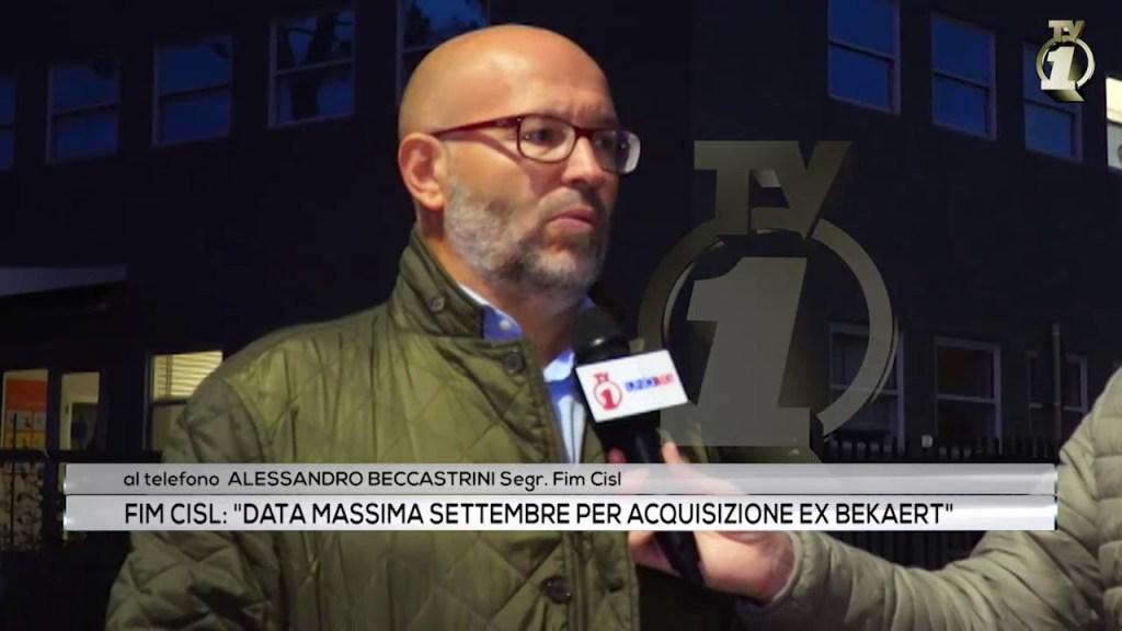 "Fim Cisl: ""data massima settembre per acquisizione ex Bekaert"""