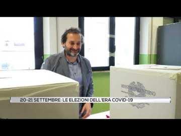 20-21 settembre: le elezioni nell'era Covid-19