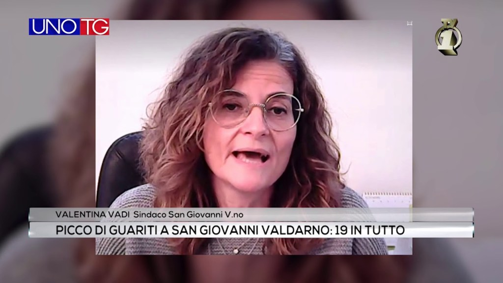 Picco di guariti a San Giovanni Valdarno