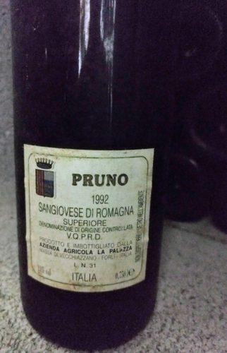 Drei Donà Pruno 1992