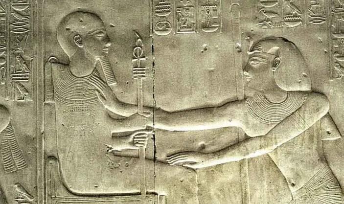 Resultado de imagen de flor de la vida egipto