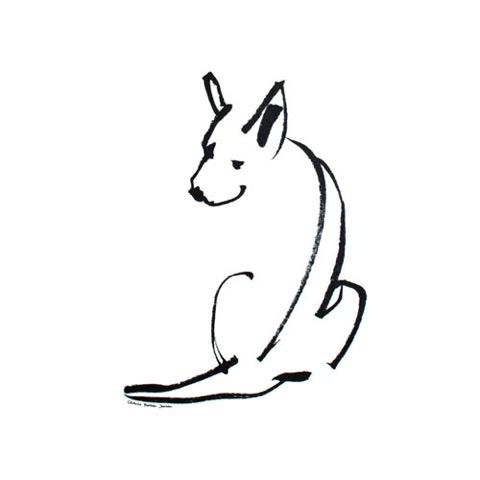 CamillaBomanJensen_Illustration_Illustration_Hundehvalp