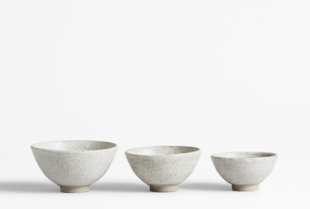 TYBO – Mona bowl set ash grey