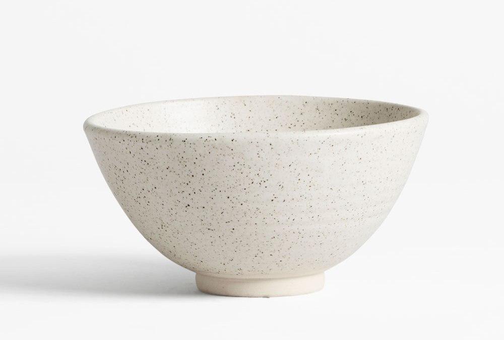TYBO – Mona bowl no. 3 eggshell