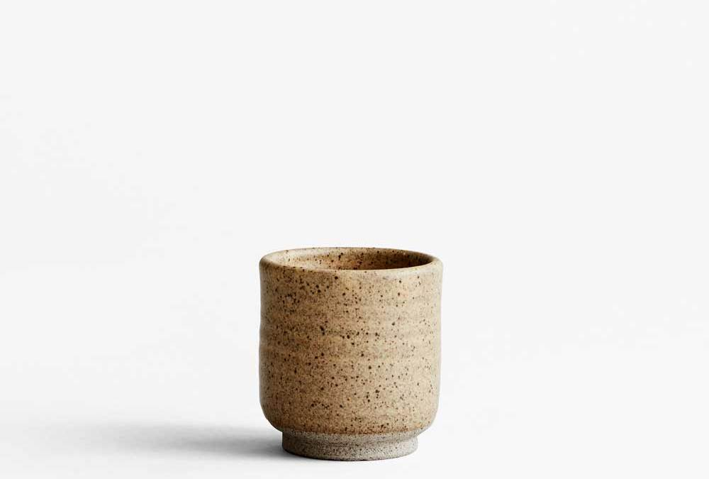 TYBO – AIO ESPRESSO CUP – OLIVE BROWN