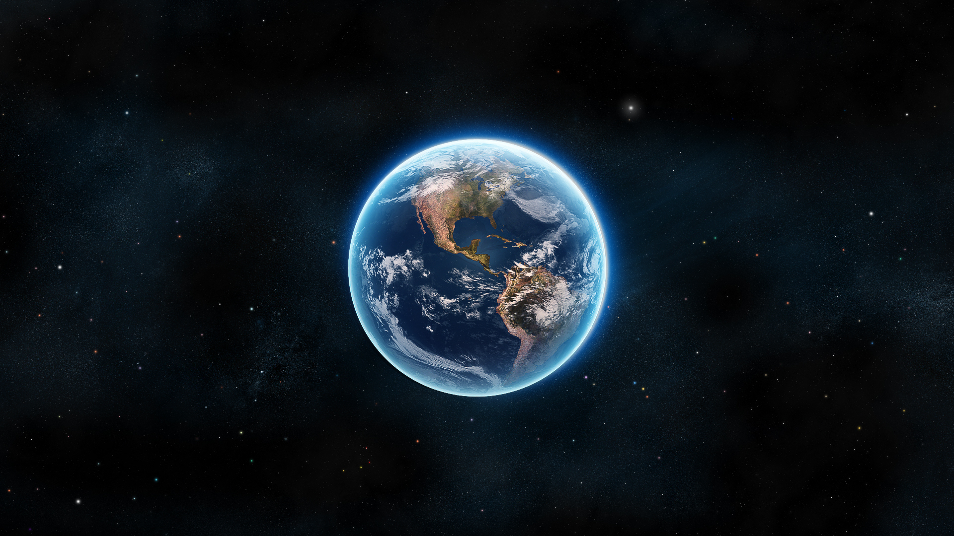 Earth Desktop Wallpaper Hd Pictures Earth Planets Space 1920x1080